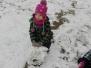 První sníh v Petroupimi